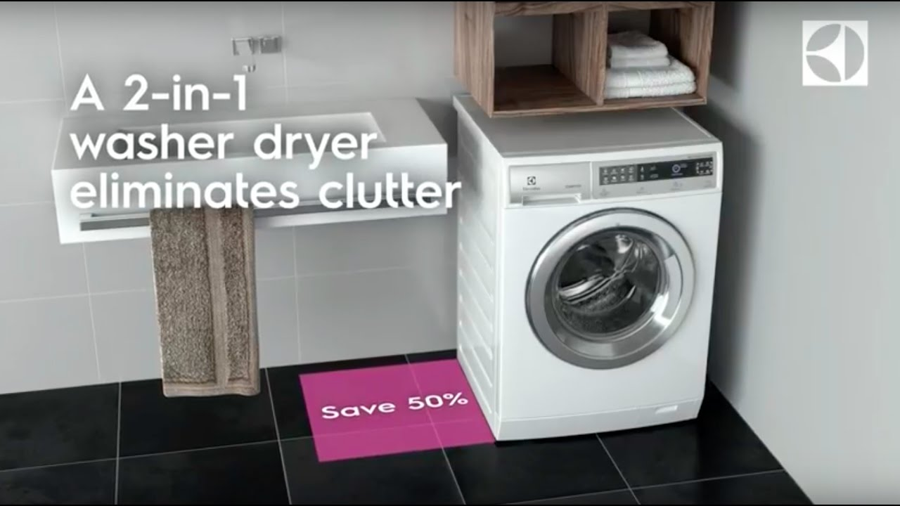 The Compact Collection Electrolux Washing Machine