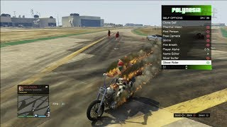 [GTA5/PS3] Mod menu Polynesia 3.1 | New update (Give and derank rp+Freeze console)
