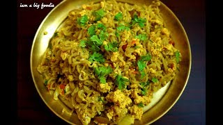 maggi recipe|||Butter Egg maggi masala ||Egg Maggi | Maggi Egg Recipe