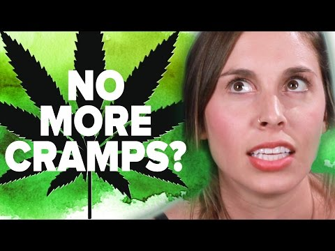 Women Try Whoopi Goldberg's Weed For Period Pain