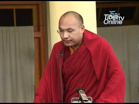 Karmapa Makes us laugh