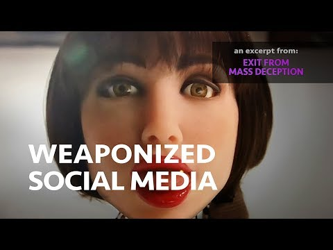 Weaponized Social Media   An Excerpt from ISOLATION: Or, The Art of Being Imperially Alone — Part 3