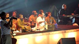 Tere Mast Mast Do Nain - Rahat Fateh Ali Khan London O2 2013