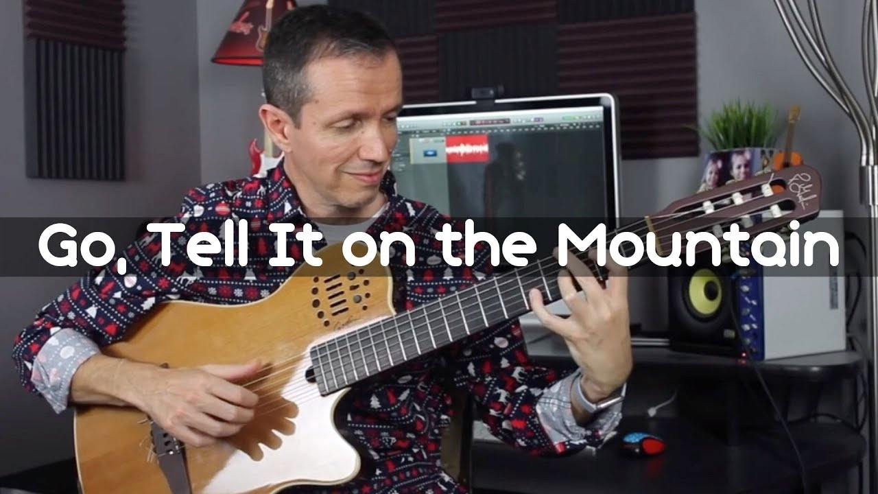 Chords for It Is Well With My Soul Fingerstyle - Zeno ...