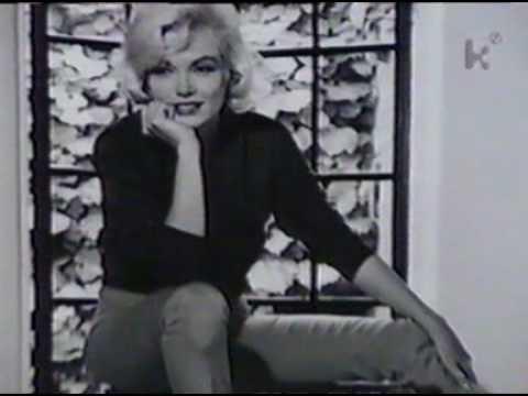 Ostatni wywiad z Marilyn Monroe 1/3 (dokument)