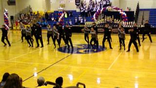 CANYON LAKE HIGH SCHOOL BALLROOM DANCE TEAM I HTE DANCE COMPETITION NATIONAL CHAMPS