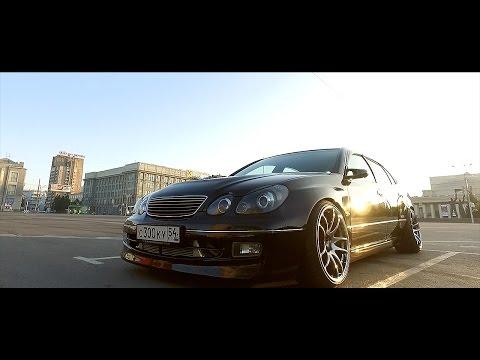 Lexus GS 300 / Novosibirsk / backstage