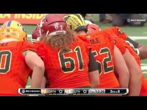   2018 Reese's Senior Bowl    Full Game Replay   
