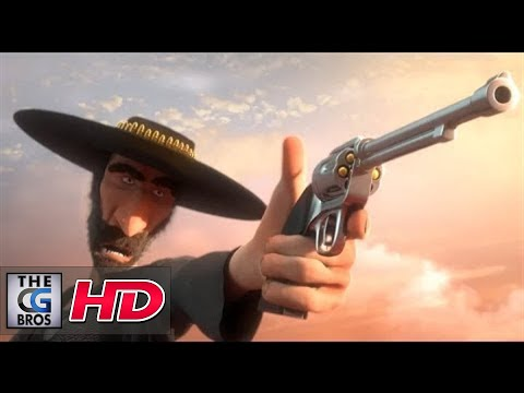 "CGI 3D Animated Shorts : ""A Fistful of Presents"" by - Cole Clark"