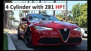 2018 Alfa Romeo Giulia. Should You Buy The New Alfa?
