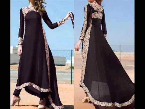 9b9ed7effb16 New Pakistani Dresses Designs for Girls 2017 - YouTube