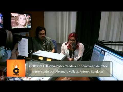 VIDEO: Entrevistan a Fernando Rivero Góngora en Radio Candela de Chile
