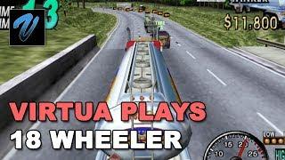 18 Wheeler: American Pro Trucker (Dreamcast) // VIRTUA PLAYS