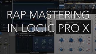 Logic Pro X - RAP MASTERING