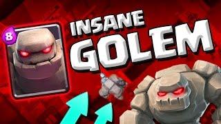 golem is epic clash royale is it worth it
