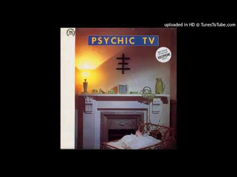 PSYCHIC TV - OV POWER (Radio Promo Mix - From their 1982 album Force The Hand Of Chance)