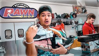 I Bought EVERY Pair Of Jordans From Pawn Shop - Shoe Vlog