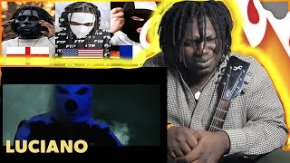 Reacting To Gangsta & Drill Rap From Around The World (Germany,France,Greek, Czech Republic, Albani)