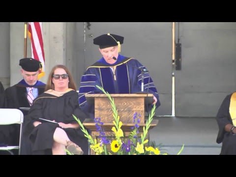 Berkeley MBA Commencement 2017 (Full-Time and Evening & Weekend programs)