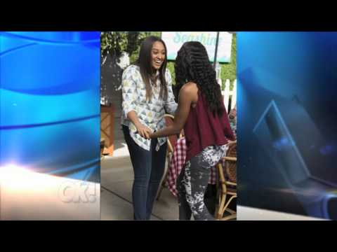 Gettin' the 'Rosewood' deets from Gabrielle Dennis