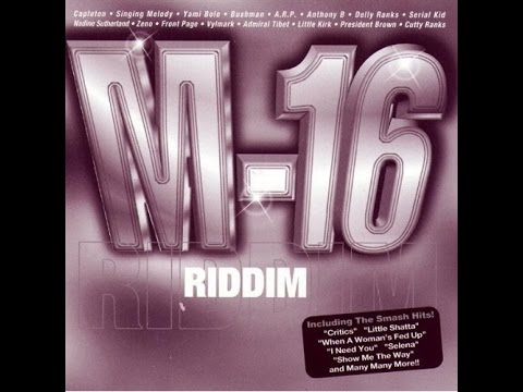 Download M-16 Riddim Mix 1999