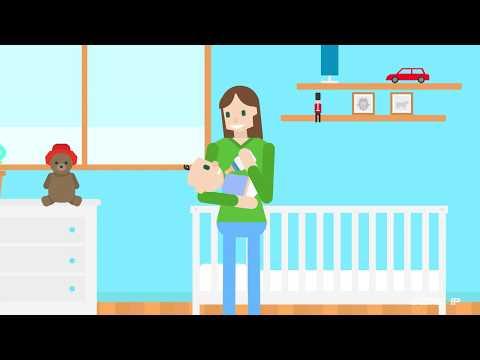 Samskip animation: Baby food!