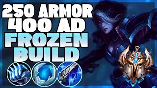 NEW BEST FIORA BUILD in HIGH ELO | AD STACKING ABUSED (Full Game)