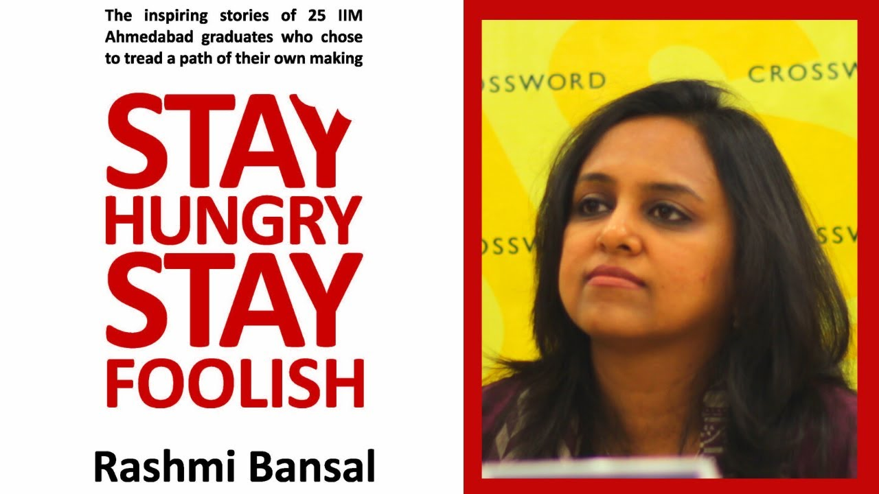 Stay Hungry Stay Foolish Pdf Rashmi Bansal