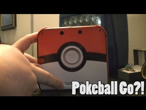 This new Nintendo 2DS looks like a Pokeball