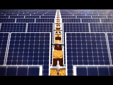 Introducing SunPower's 3rd Generation Oasis Solar Power Plant