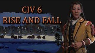 Video CIV 6 - Rise and Fall - Cree, part 1 download MP3, 3GP, MP4, WEBM, AVI, FLV Maret 2018