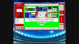 Super Quick Football Manager Game