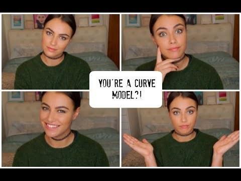 I'm a CURVE model?! Why? | Body Image | Life Update | Mental Health |HONESTY