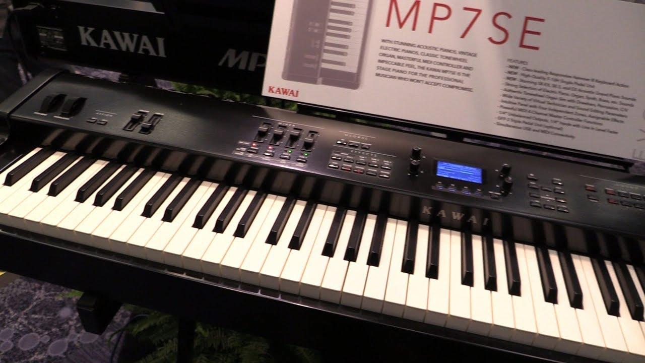 Kawai MP7SE 88-key Stage Piano and Master Controller
