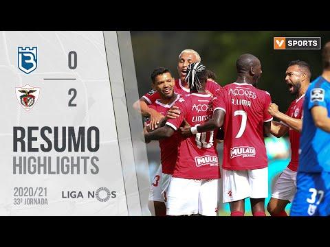 Belenenses Santa Clara Goals And Highlights