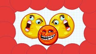 Agar.io Troll Face Mobile Quest Journey Epic Agario Gameplay!