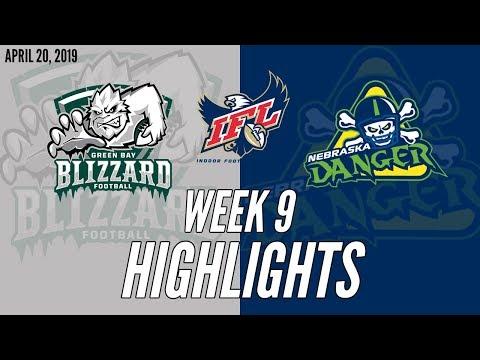 Week 9 Highlights: Green Bay at Nebraska