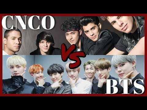 BTS VS CNCO (Who Is The Best?)