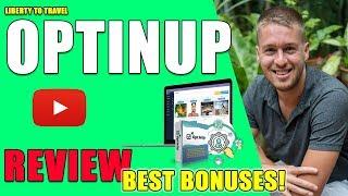 OptinUp Review -  🚀 DO NOT BUY OptinUp Without My 😝 Crazy 😝 Bonus Bundle!