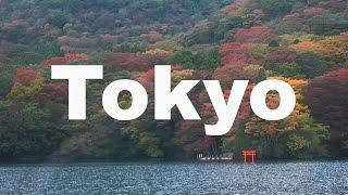 4 DAYS IN JAPAN - TOKYO