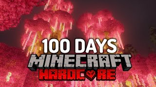 I Spent 100 Days on an Alien Planet Hardcore... (The End)