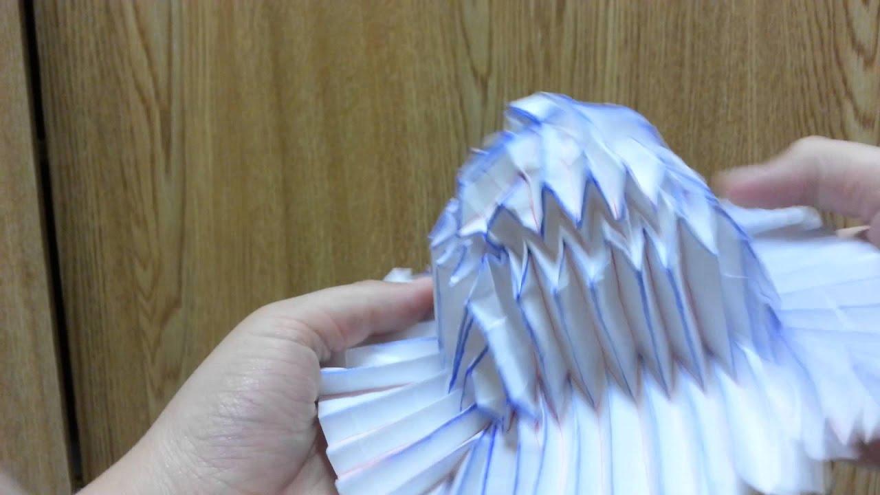 Origami Flasher Bowler Hat, Designed By Jeremy Shafer ... - photo#39