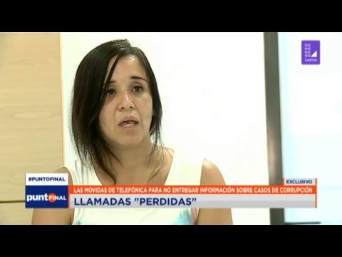 Entrevista Martín Vizcarra #ENVIVO en #PuntoFinal - Domingo 20 de enero 2019