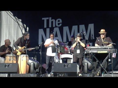Concert Arena Plaza Jon Hammond Funk Unit NAMM Show Super HiDef Resolution