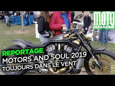 Motors and Soul 2019 -  Des motos et autos de caractère