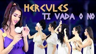 TI VADA O NO - HERCULES || Cover by Luna || I Won't Say I'm In Love (Italian Version)
