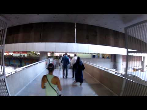 GoPro   Brazil vs Croatia   World Cup 2014   Subway Itaquera Station   June 12st