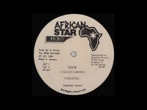 Tour Riddim Mix 1995 (African Star) Mix by djeasy