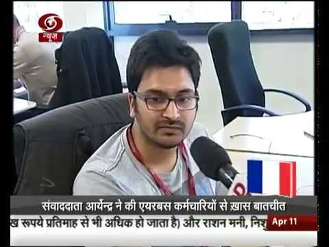 DD Exclusive: Inside Tech Mahindra's office in Toulouse