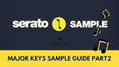 How to use Freeze mode in Serato Sample - YouTube